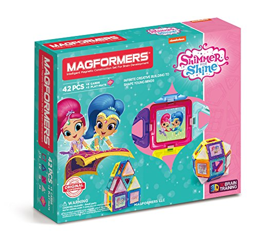 Magformers Shimmer Shine Set Piece