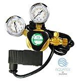 Premium AQUATEK CO2 Regulator with Integrated Cool