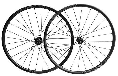 Oval Concepts 524 Disc Road Wheelset Black
