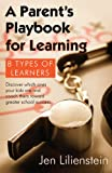 Parent's Playbook for Learning, Jen Lilienstein, 0988475790