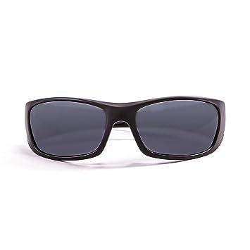 Ocean Sunglasses Bermuda - Gafas de Sol polarizadas - Montura : Negro Mate - Lentes : Ahumadas (3400.0): Amazon.es: Deportes y aire libre