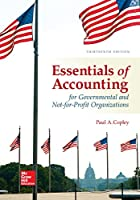 Essentials of Accounting for Governmental and Not-for-Profit Organizations, 13th Edition Front Cover