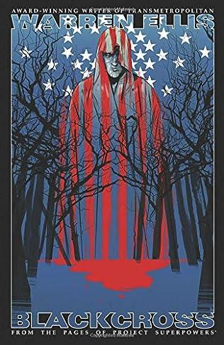 book cover of Blackcross