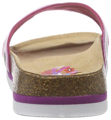 Haze Bailarinas Rot Desigual 3020 Shoes Mujer Nora Rojo 3 Magenta qxpUz7Ow