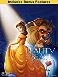 DVD : Beauty and the Beast (1991)(Plus Bonus Features)