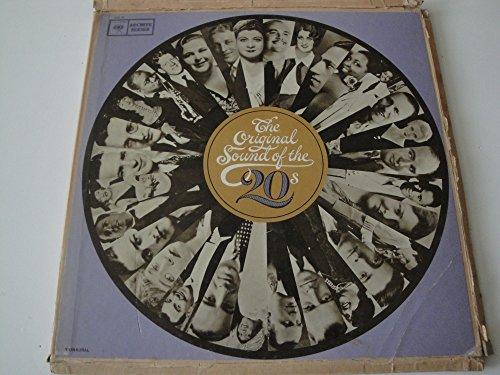 The Original Sound of The Twenties 3x Vinyl Box Set Columbia Records C3l 35 Mono by COLUMBIA RECORDS