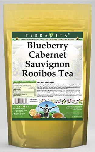 Blueberry Cabernet Sauvignon Rooibos Tea (50 Tea Bags, ZIN: 544245) - 3 Pack