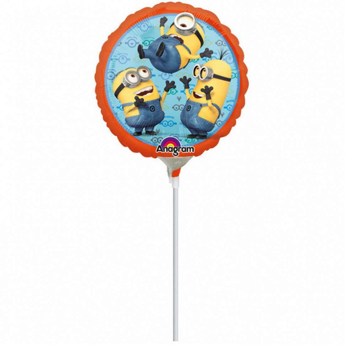 Balloonarama - Globo - Diseño de Minions - 23 cm cumpleaños ...
