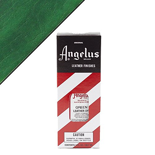 Angelus Leather Dye Green