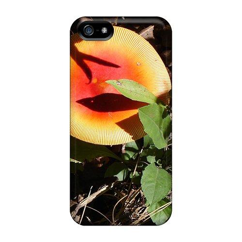 RichardTavera Perfect Tpu Case For Iphone 5/5s/ Anti-scratch Protector Case (solar Mushroom)