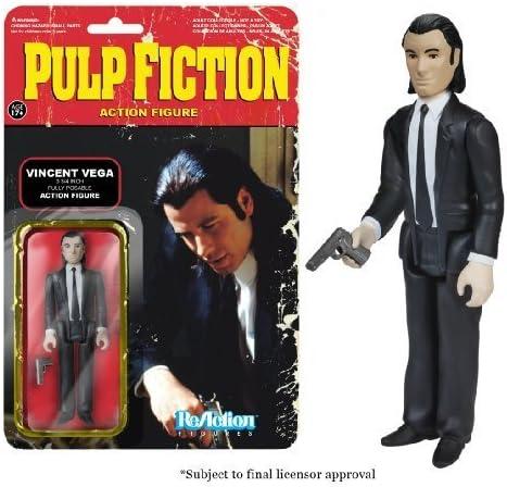 Funko Pulp Fiction Series 1 - Vincent Vega ReAction Figure by ...