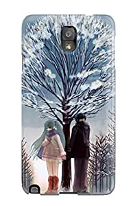 Fashion Tpu Case For Galaxy Note 3- Vocaloid Defender Case Cover