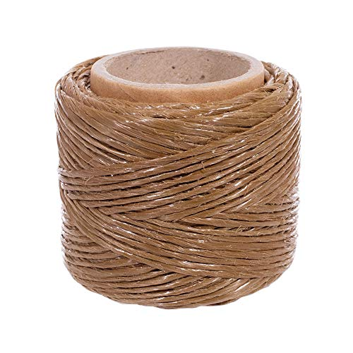 Polypropylene Value Twine (Tan) - 200 Feet - DIY Crafting, Bundling, and Packaging
