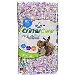 Healthy Pet Bedding, 10-Liter, Confetti