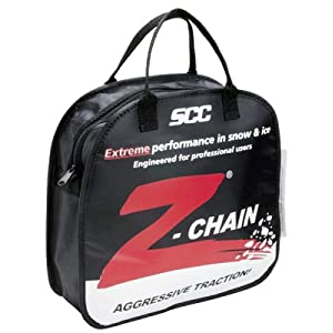 Security Chain Company Z-555 Z-Chain Extreme Performance Cable Tire Traction Chain - Set of 2