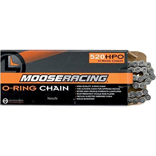 ムースレーシング MOOSE RACING チェーン O-リング クリップタイプ 520HPO/112L M573-00-112   B01M18WM1G