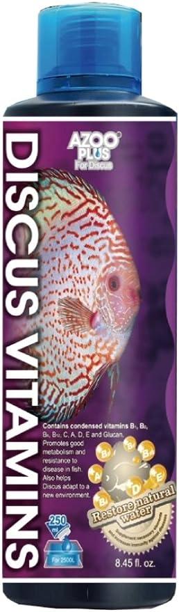 Azoo Discus Vitamins 250 ml: Amazon.es: Productos para mascotas