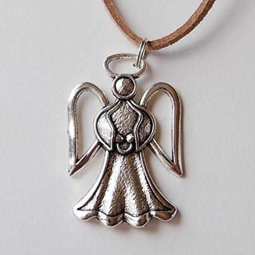 Zen Life Gear GUARDIAN ANGEL or CAR-DIAN ANGEL - On The Go Protection - Guardian Angel Car Charm (Charm Pet Angel)