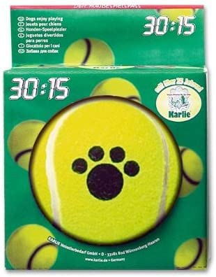 Karlie pelota de tenis Big Bobble – 13 cm, pelota, Juguete para ...