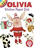 Olivia Sticker Paper Doll (Dover Little Activity Books Stickers)