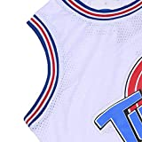 Mens Space Jam Jersey #23 Moive Basketball