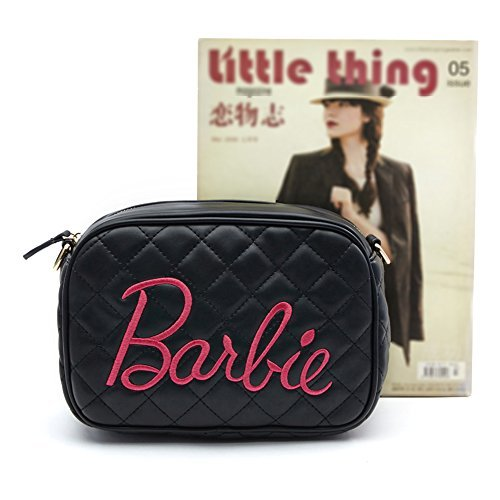 BarbieBBFB091 Bolsos Mujeres de Princesa Casual de Simple Moderno