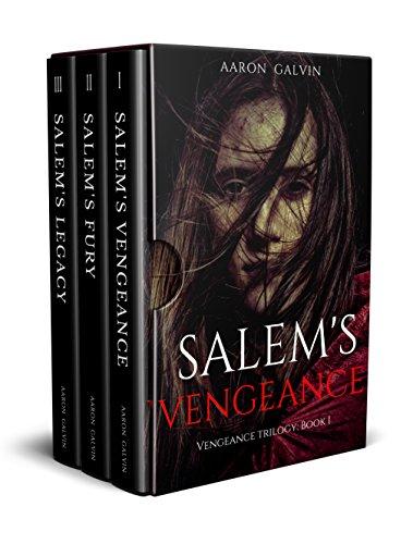 Vengeance Trilogy Bundle: Books 1-3 (Salem's Vengeance, Salem's Fury,  Salem's Legacy)
