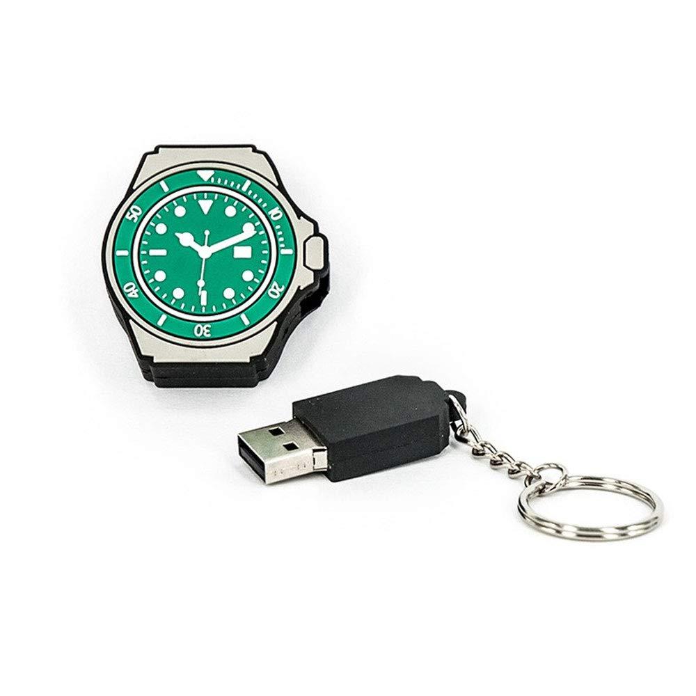 Rolex reloj de MINI USB 8 GB verde submarinista GADGET ...