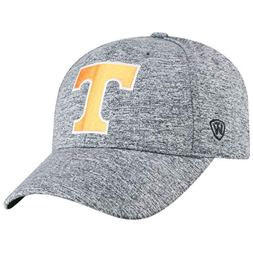 Top of the World Tennessee Volunteers Men's Hat Icon, Charcoal, Adjustable -