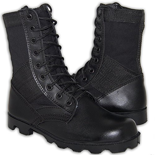 G.I. Combat Jungle Boot, Men in Black Size 12
