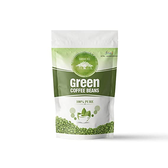 Banyan Tree Natural Products Pvt Ltd Premium Green Coffee Beans
