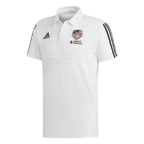 adidas FC Cincinnati Tiro 19 - Polo para Hombre, Color Blanco ...