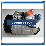 GOWE compressor for 7SEU17C/6SEU16C compressor for Mercedes Benz C-class W203 C180 W211 W220 S500 2.7L 0012308111 A0012305611