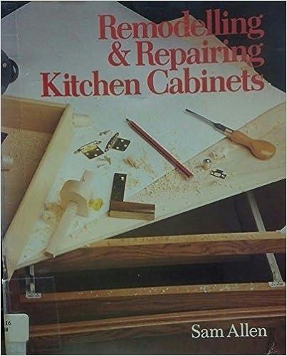Libros de descarga gratuita.Remodeling and Repairing Kitchen Cabinets by Sam Allen in Spanish PDF ePub