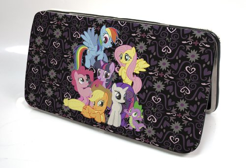 My Little Pony - Group Shot Hinged Wallet