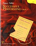 img - for VM6T - Successful Performing: Ideas for Choral Conductors and Conductors-in-Training: Conductor's Edition Book 1 book / textbook / text book