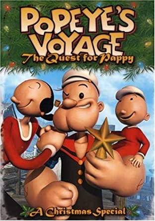 Amazon.com: Popeye Voyage: Quest For Pappy: Kathy Bates, Garry ...