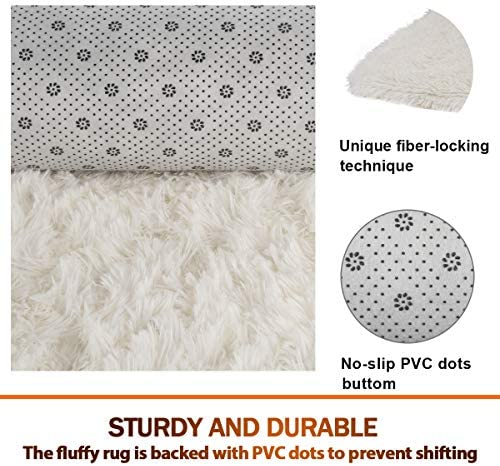 home, kitchen, home décor, area rugs, runners, pads,  area rugs 1 on sale Noahas Super Soft Modern Shag Area Rugs Fluffy promotion