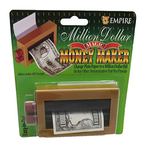 Loftus Empire Magic Million Dollar Money Maker Trick]()