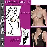 Braza Reveal - Beige Self Adhesive Bra
