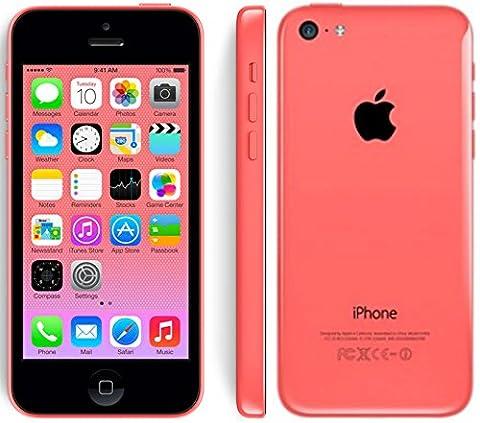 Apple iPhone 5c 16GB (Pink) - AT&T (Iphone 5 C 16 Gb Unlocked New)