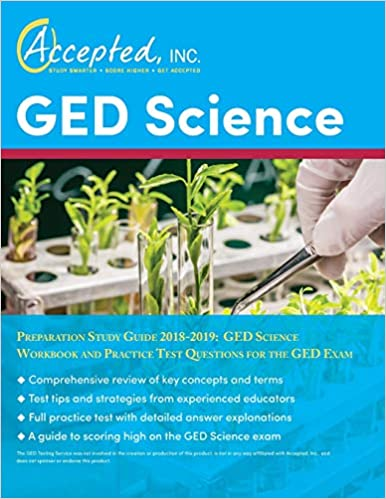 GED Science Preparation Study Guide 2018-2019