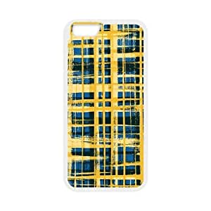 "Custom Colorful Plaid stripes Phone Case for iPhone 6 pluS 5.5"", Colorful Plaid stripes Iphone6 5.5"