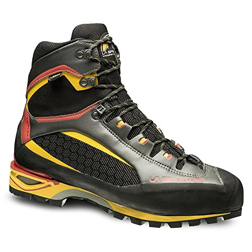 LA SPORTIVA - La Sportiva TRANGO TOWER GTX BLACK/YELLOW - LSP-21A999100 - 45.5