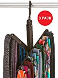 Best Tie Racks - StorageMaid - 3-Pack - Tie & Belt Rack Review