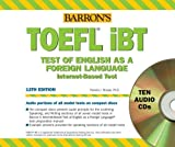 img - for TOEFL iBT Audio CD Package (Barrons How to Prepare for the TOEFL) by Sharpe Ph.D. Pamela (2006-04-01) Audio CD book / textbook / text book