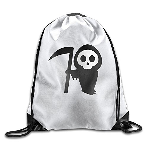TIA HICKS Halloween Pumpkin Stencils Witch Black Friend Unisex Gym Drawstring Shoulder Bag Backpack String (Halloween Pumpkin Stencils Witch)