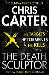 The Death Sculptor by Carter, Chris (2013) Paperback