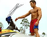 Zac Efron BAYWATCH In Person Autographed Photo