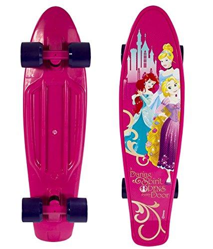 playwheels-disney-princess-21-kids-complete-plastic-skateboard
